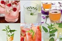 Freshness is all over / Mocktails recipes