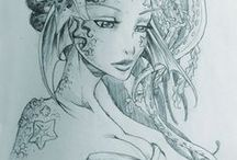 Mermaid Sleeve