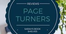Page Turner Books / Reviews and lists of page turner books! These books will keep you frantically turning the pages late into the night.