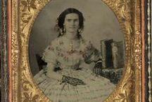 Civil War Texas / Ladies in Texas from 1860-1865