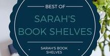 Best of Sarah's Book Shelves / The most popular pins from Sarah's Book Shelves!