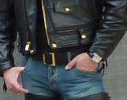 Leather Chaps Men / #mode #men #leder #leather #chaps