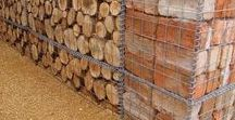 Garden ideas:Gabion