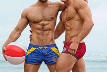 Men Sport Holiday Water