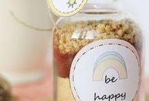 Geschenke aus der Küche / Interessante Geschenke aus der Küche zu jedem Anlass