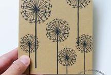 DIY Drawn Cards / handgemalten Postkarten, Drawing, Sketchbook, Illustration, Sketches, Cards, Postkarte, handmade, selbermachen, basteln, malen, zeichnen