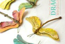 DIY Herbst / Deko, Herbstdeko, Herbst, Dekorationen für den Herbst, DIY Deko für den Herbst, DIY-Dekoration, basteln, selber machen
