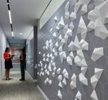 Project: Deloitte HQ, Montreal / Deloitte, Montreal,  Arney Fender Katsalidis - an agile workplace, where architectural elements work seamlessly with innovative interior design