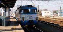 Vlaky / Trains / Moje milovaný vlaky :D / My lovely trains :D