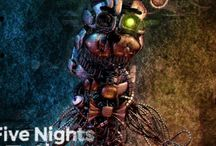 Five Nights at Freddy's 6 / This a MASSIVE collection of only the best of FNAF 6 here on Pinterest!