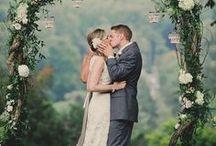 CASAMENTO ♥ WEDDING / Inspirações sobre festa de casamento, vestidos, decorações detalhes ♥♥♥