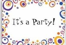 Party Ideas / by Hannah Kahn