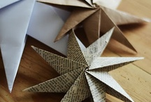 Crafted / Handmade items that I admire and/or that I'd like to DIY. / by Sara McDuffee