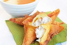 Recipes - Appetizers, Sides, & Snacks / by Lisa @ Over the Big Moon