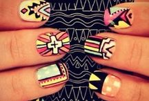 Nail time! / Cool nails designs.
