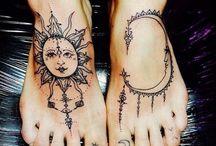 tattoo & piercing ideas / by Emily Hornbeck