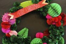 Holidays - Wreaths Front Door