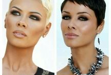 Short Hair Love / Everything to do with short hair & the women (like me) who dare to rock it!  / by Kathleen