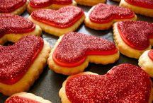 VALENTINE'S Day: Holidays ❤❤️ / by Kristen Pelura