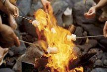 Bonfire/Camping / by Kristen Pelura