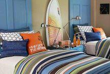 Boys Bedroom ideas / by Lisa @ Over the Big Moon