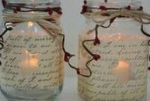 Crafts With Jars!