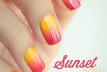 Nails  / by Kristen Pelura