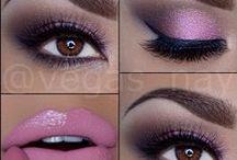 Makeup  / by Kristen Pelura
