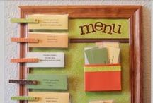 Meal planners  / by Katie Mavrodaris