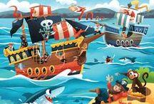 Pirate Inspiration