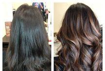 Hair / by Megan DeRosso