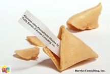 Burriss Consulting Fortune Cookies / This board contains my series of Success quotes regarding Social Media
