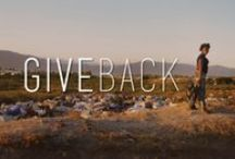 Give Back / Give Back features stories from around the world of acts of kindness and donations.  / by Mormon Channel