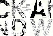 Typography / Fonts are pretty  / by Lefty Lu