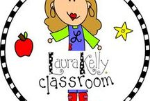 TeachersPayTeachers TPT Laura Kelly Classroom / Classroom Clip Art and Activities for the Classroom Available in Teachers Pay Teachers Store