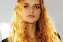 Beautiful women / Feminine european beauties. Femininity is good, it's not a weakness.
