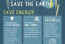 Eco-friendly tips / A collection of easy to read tips to get you started on your eco journey!