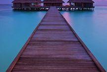 Voyages ✈️ / Mes envies de voyages : de beaux paysages