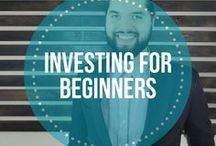 Investing for Beginners / Investing for Beginners   Learn how to invest NOW! Come and learn how to put your hard earn money to work for you!