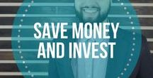 Save Money and Invest / Saving Money   Everything you need to know to save money in order to invest it in the stock market!