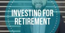 Investing for Retirement / Investing for Retirement   Everyone wants to retire early and have a good size nest to do it. Come and learn how Investing in the Stock Market or in Real Estate can help you achieve it