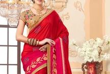 Indian designer sarees / #Indian #Sarees are all around arranged by the new talented makers in India, who have passed on Sarees to its best casing and with new collections, so women can wear it according to any event or occasion. Sarees is, for the most part, appreciated dress beside a bit of Indian culture.