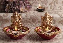 Indian Temple's Accessories / Buy Online all #Indian #Temple #accessories like #Kalash, #Shankh, #Agarbatti Holder, #Statues, #Mandir, #TempleBell and much more on Silkrute.com.