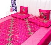 Stunning Bedsheets / Adorn Your #Bedroom in Style  Give a traditional touch to your bedroom by #decorating it with #colorful, traditionally designed bed sheets from SilkRute. Available in stunning designs and in different sizes, you can Buy #BedSheets Online on SilkRute, which are #HandPrinted. Some exclusive collection of bed sheets are Floral Print Cotton Double Bed Sheet, Pure Cotton Jaipuri Printed Floral Leafy Double Bed Sheet, etc. Starts From: Rs.399/- only