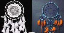DreamCatcher / #Dreamcatchers is a standout amongst the most #delightful conventions of Native Americans. The extremely keen thing to the blessing to your friends and family.