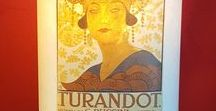 Handmade Opera Lamps / Etsy Lamps Turandot Opera Puccini Tosca Ikea Lamp Lampshade