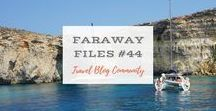 Faraway Files #44 | 31st August 2017 / Travel Blog Community Linkup