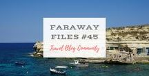 Faraway Files #45 | 7 September 2017 / Share inspiring travel blog posts from around the world every week - open Thursdays and Fridays.