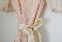 dressy dresses & underneath