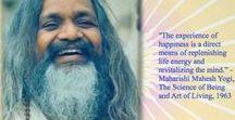 The Quotable Maharishi / Sayings, wisdom, and quotes from Maharishi Mahesh Yogi, founder of Transcendental Meditation